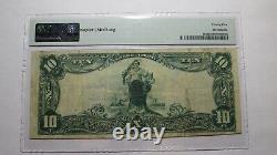 $10 1902 Mankato Minnesota MN National Currency Bank Note Bill Ch #4727 VF25 PMG