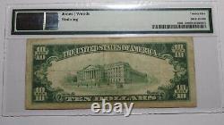$10 1929 Fernandina Florida FL National Currency Bank Note Bill Ch. #4558 VF25