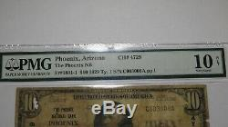 $10 1929 Phoenix Arizona AZ National Currency Bank Note Bill! Ch. #4729 VF PMG