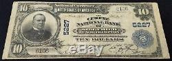 1902 $10.00 National Currency, Cement Nat'l Bank, Siegfried at Nothampton, PA