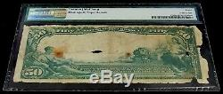 Series 1902 $50 National Currency from the First National Bank of Columbus, OH