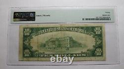 $10 1929 Paso Robles California Ca National Currency Bank Note Bill #12172 Vf20
