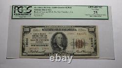 100 $ 1929 San Francisco Ca Banque Nationale De Devises Note Bill Ch. #13044 Vf25 Pcgs
