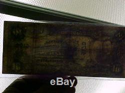 1902 10 $ Ten Dollar Bill Billets De Banque En Monnaie Nationale De Commerce Saint-louis 4178
