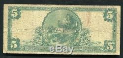 1902 5 $ La Première Banque Nationale D'orwigsburg, Pa Monnaie Nationale Ch. # 4408