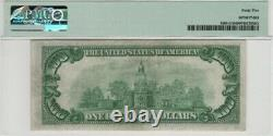 1929 $100 National Bank Note Federal Reserve Currency Pmg45 Choice Frbn Chicago