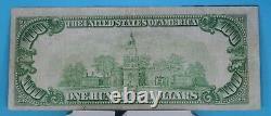 1929 Banque De Réserve Fédérale De Cleveland, Oh 100 $ Monnaie Nationale Fr# 1890-d