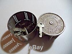 Auto. Recording Bank 1st National Bank Dushore, Pa. Avec Key # 106 Nat. Devise