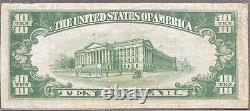 Etats-unis 10 Dollar 1929 Monnaie Nationale 10 $ Saint Paul Selten Billets #22090
