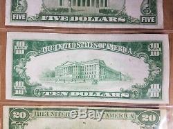 Excellent Billet Monnaie Banque Nationale Banque Nationale 7681 Clarksburg Wva