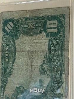 Grand Billet De Banque De La Banque Nationale De Philadelphie, 1902