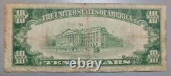 Rawlins, Wyoming 1929 Note Nationale. Charte 5413. Monnaie Des Banques De Billets Wy Wyo