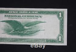 Thriftchi Grande Banque Fédérale De La Banque De New York Monnaie Nationale Série 1 $ 1918